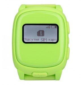 ≡ Смарт-годинник для дітей Nomi Watch W1 Зелений – купити в Києві ... cf403069f9937
