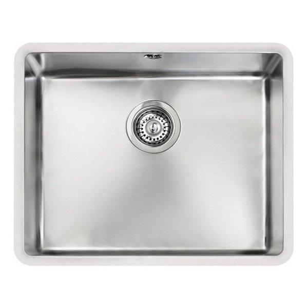Кухонная мойка Teka BE LINEA 50.40 R15 полированная (10125134)