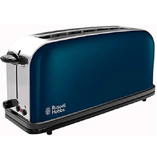 Удлиненный тостер Russell Hobbs 21394-56 COLOURS Royal Blue