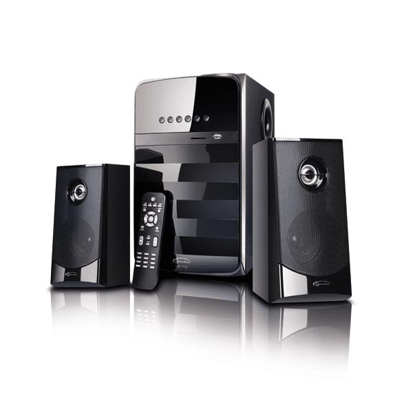 Акустическая система 2.1 Gemix SB-110 black
