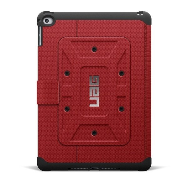 Чехол Urban Armor Gear iPad Air 2 Rogue (Red)
