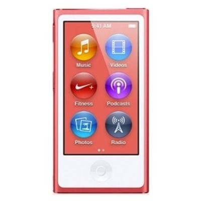 MP3 плеер APPLE iPod nano 16GB Pink (new)