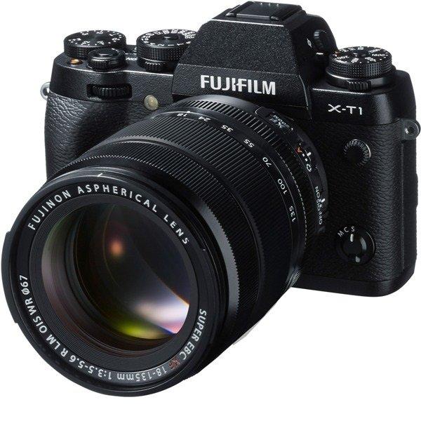Фотоаппарат FUJIFILM X-T1 + XF 18-135mm F3.5-5.6R Black (16432815)