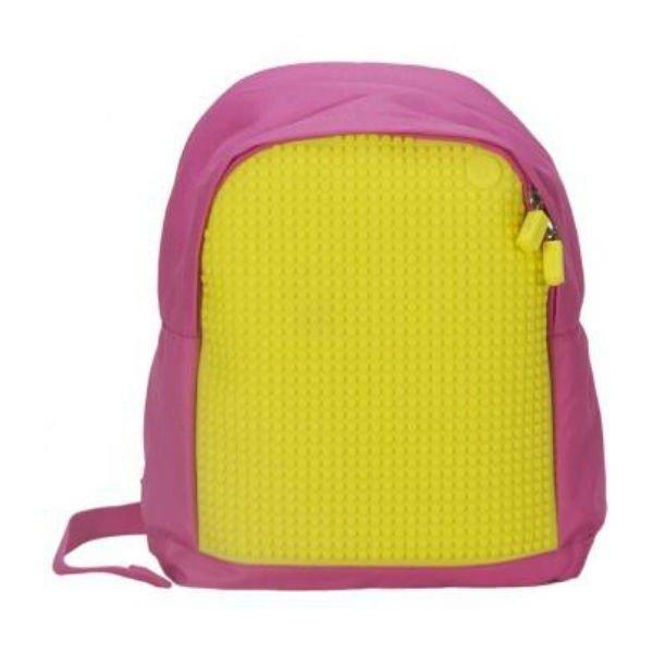 Рюкзак Upixel Junior Розово-желтый  (WY-A012F)