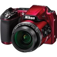 Фотоаппарат NIKON Coolpix L840 Red (VNA771E1)