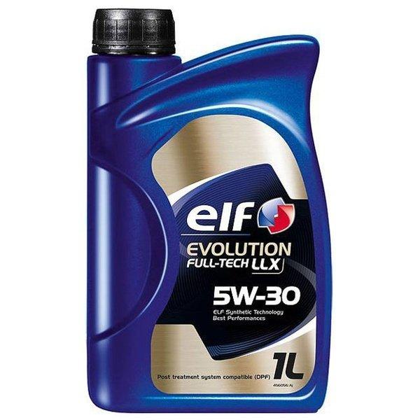 Масло моторное ELF EVOL. FULLTECH LLX 5w30 1л.