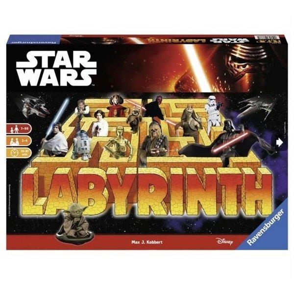 Настольная игра Ravensburger Лабиринт Star Wars (RSV-266661)