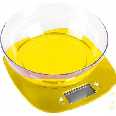 Весы кухонные MAGIO MG-290 желтые
