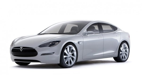 Электроавтомобиль Tesla S 90D