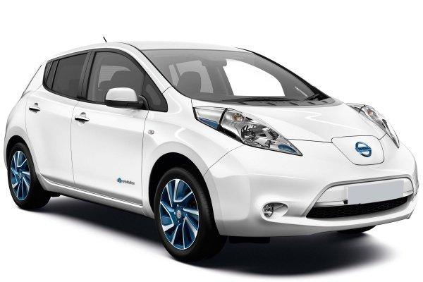 Электроавтомобиль LEAF SV (2014)