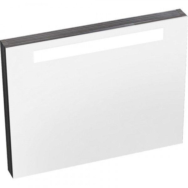Зеркало с подсветкой RAVAK CLASSIC 800 оникс/белый (X000000250)