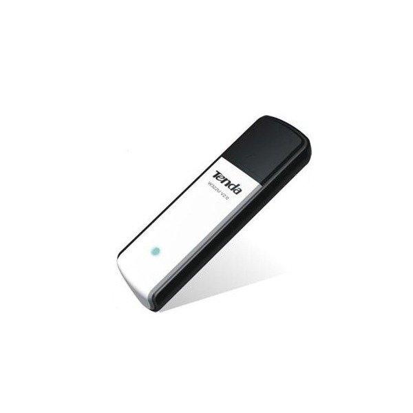 WiFi-адаптер TENDA W322U 802.11n 300Mbps, USB (W322U)