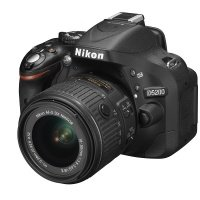 Фотоаппарат NIKON D5200 18-55 VR II KIT (VBA350K007)