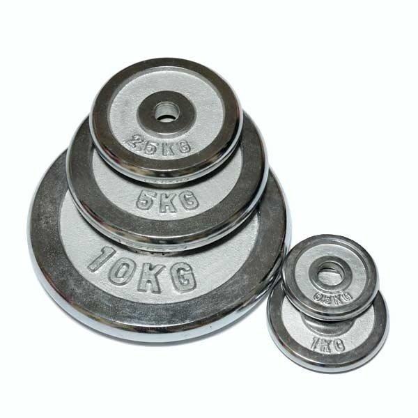 Диск FitLogic хром 5 кг (DB6020-5)