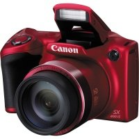 Фотоаппарат CANON PowerShot SX400 IS Red (9769B012)