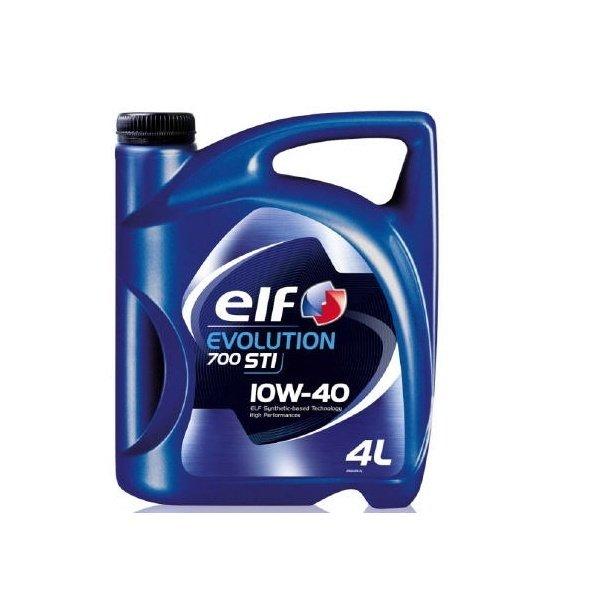 Масло моторное ELF EVOL.700  STI 10w40 4л.